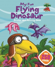 2203 S&A DINOS Flying COVER