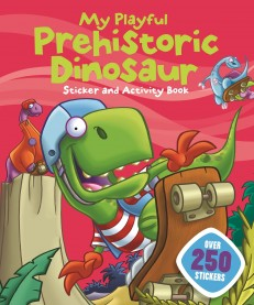2203 S&A DINOS Playful Prehistoric COVER