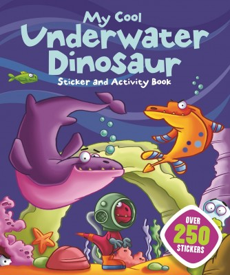 2203 S&A DINOS Underwater COVER